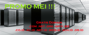Promo Mei Indogrand Hosting